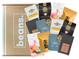 A twelve month coffee gift subscription
