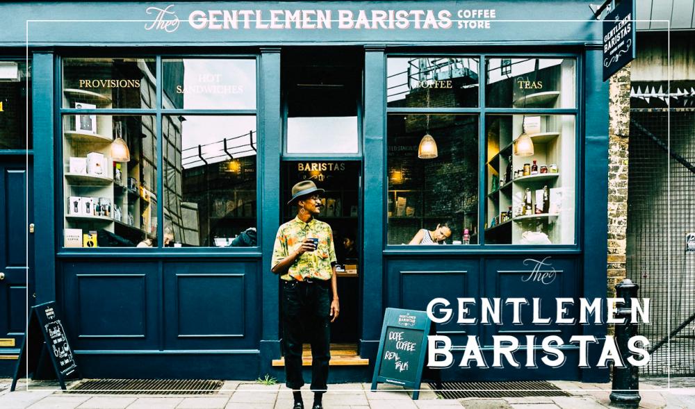 Gentlemen Barista Roasters
