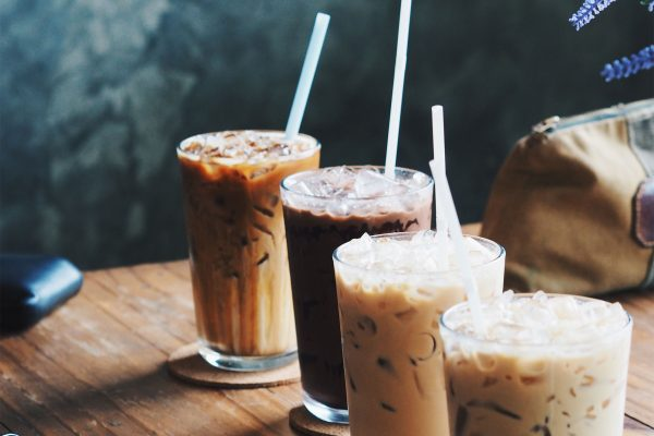 Chilled coffee drinks to cool you down!!