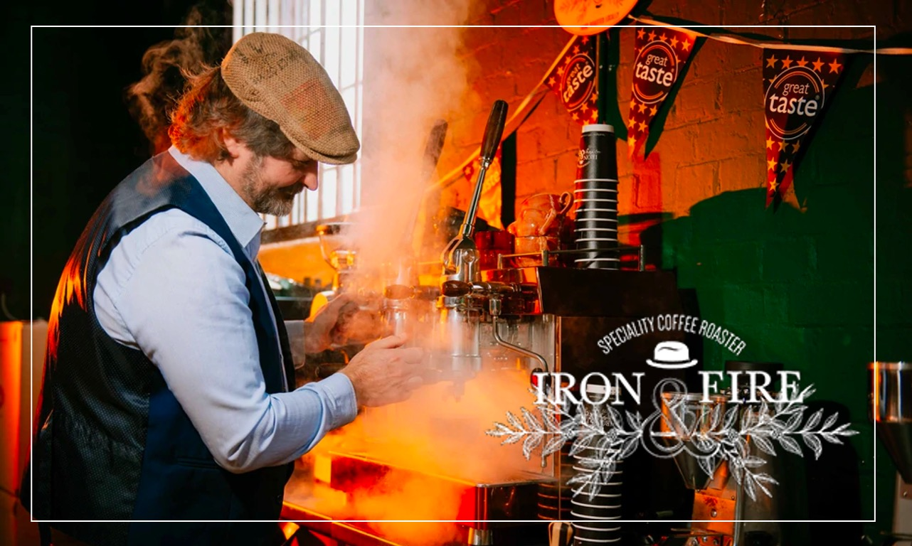 Iron and Fire Ltd