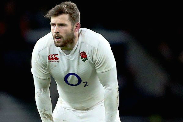 Exclusive Interview with rugby star Elliot Daly