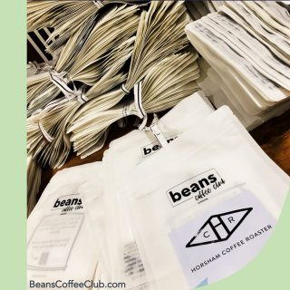 NEW 100% RECYCLABLE BAGS ♻️♻️ . Our new bags are being dispatched to our roasting partners this week. We are super excited about introducing these; first of all they are our first fully branded bags which is pretty cool but they are also 100% recyclable – from the valve to the stickers – everything can be easily recycled via your standard recycling box. . We spent a long time researching the best option to ensure we are going to have the lowest environmental impact; giving you the confidence that you're making the best choice when you join Beans Coffee Club. . We think they are a great step forward for us as a company and for the environment too. . Look out for them coming through your letterbox from next week. . #coffeesubscription #coffeelover #coffeeclub #specialitycoffee #coffeeroasting #coffeeroaster #coffeelife