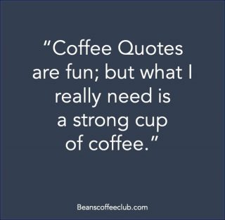 Surely we can have both :-)  #coffeequotes #fortheloveofcoffee #beanscoffeeclub #iblamethecoffee