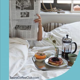 HAPPY SATURDAY 🎉🙏👍🏻 . Here's to everyone enjoying a lazy morning drinking coffee in bed.  . Make sure you're drinking the best coffee with a subscription matched to your taste from Beans Coffee Club . Have a good one people  . #coffeesubscription #coffee #coffeeuk #lazymorning #coffeetime #coffeeclub #specialitycoffee #coffeesubscription #freshbeans #freshcoffee #cafetiere