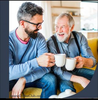 The 20th June is Fathers day here in the UK, so if you are looking for a gift to give to a special Dad then why not give the gift of better coffee.  #fortheloveofcoffee #happydaddyday #happyfathersday #thegiftofbettercoffee #beanscoffeeclub #dontbeamug #persoonalgift