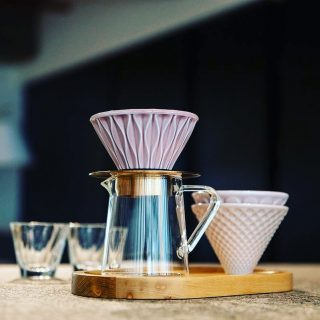 🍾🍾LATEST WINNER ANNOUNCED🍾🍾  Congratulations to Michael McCoy from Cambridge who was picked at random to win this gorgeous dripper set from Loveramics. . Every month we give away an awesome prize to one of our members. It's one of the great benefits our members receive. For more information on the discounts, prizes and giveaways then click the bio. . Look out for information soon on next months prizes coming soon. . #coffeegiveaway #coffeeprize #coffeeclub #coffeesubscription #coffeelover