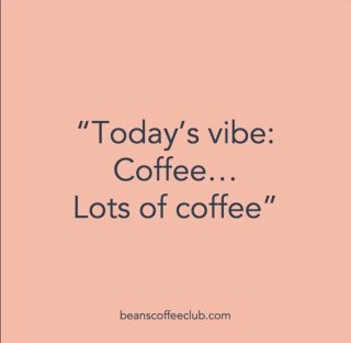 Let's do this (with a couple of coffee's to help 😃).  We were reminiscing last night about our journey to date and both woke up this morning with a super positive coffee vibe.  Happy Monday peeps!  #coffeecoffeecoffee #cantgetenoughcoffee #supportingukindependentbusinesses #somuchcoffee #varietyisthespiceoflife #beanscoffeeclub #championingukcoffeeroasters 