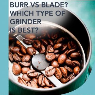 Confused by coffee grinders? . If you've made the decision to invest in a coffee grinder and started to look around you might have noticed that there are two different types burr grinders, and blade grinders, but what's the difference and does it matter? . Well, one of them is consistent, durable, and produces uniform coffee grounds. The other is cheap, uncontrollable, and a waste of your time. . Don't be tricked. Check out our guide by clicking the link in bio and heading to the Beans Blog. . #coffeetime #coffeegrind #freshlygroundcoffee #coffeelover #coffeeadventures #coffeeaddict