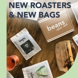 EXCITING TIMES 🤗🤗 . We've are always working hard to continuously improve the experience for our members and this week I'd really exciting. Our new bags are ready to start rolling out - these are 💯 recyclable and also now fully branded. Woohoo. . We are also welcoming North Star and Mission Roasters to our roasting partner line up. . Look out for the bags in your upcoming deliveries and also coffees from 2 of the countries most respected roasters. . Stay safe. . The Beans Team . #coffeelover #coffeetime #coffeeclub #coffeesubscription #specialitycoffee #coffeeadventures #fortheloveofcoffee #homebarista