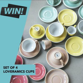WIN A SET OF 4 LOVERAMICS CUPS ☕️☕️ . Our latest 'Members Giveaway' sees us giving away a set of 4 beautiful ceramic cappuccino cups and saucers from Loveramics . Each month we pick an active member at random and giveaway a great prize as a way to say thank you being part of our club; it's just one of the fantastic benefits our members get. You also get access to exclusive content, live masterclasses, roaster interviews and great discounts. . The Loveramics Egg Cappuccino Cup (Teal) 200ml has a  curved open design and is made by experienced craftsman with the finest quality materials. The porcelain is fired at 1300 degree Celsius which makes the Loveramics Egg Cappuccino Cup strong and durable and produces the distinctive brightly coloured, high-gloss finish. The rounded inside profile allows the fuller flavour of the coffee to develop and the thick walls of the Egg Cappuccino Cup is designed to retain the temperature of the coffee for longer. . The lucky winner will be able to pick their preferred colour . How to Enter . If you are already a member you will automatically be entered into the prize draw. Not a member yet? Signup via the link in bio to be in with a chance to win. Our subscriptions start from just £7.99, they are completely flexible and can be paused or cancelled any time.  T&Cs apply. Winner will be drawn on the 30th October. . #coffeecompetition #loveramics #coffeecup #coffeesubscription #coffeeclub #freshcoffee #coffeegiveaway